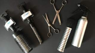 Accessories for hairdressers